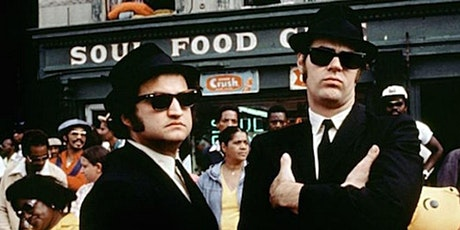 Louth Lions Drive in Movie Blues Brothers tickets