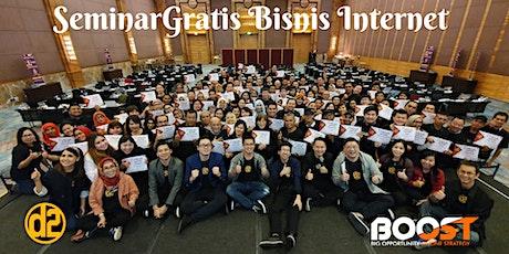 SEMINAR GRATIS STRATEGI BISNIS INTERNET tickets