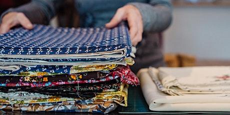 Talking Textiles tickets