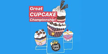 9th Annual Great CUPCAKE Championship! #BestCupcakesRI tickets