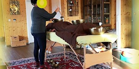 Ausbildung: Professionelle Klangschalenmassage (4x3 Tage) Tickets