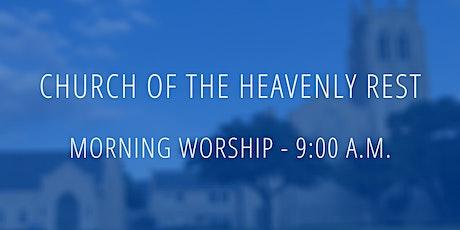 Morning Prayer Rite II - 9:00 A.M. tickets