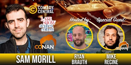 Sam Morril at Two Roads tickets