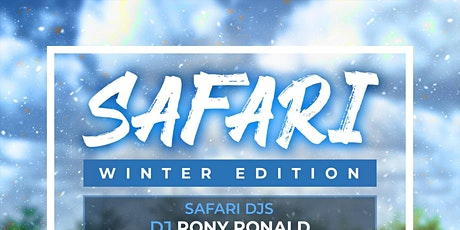 Safari On The Rooftop | Winter Edition tickets