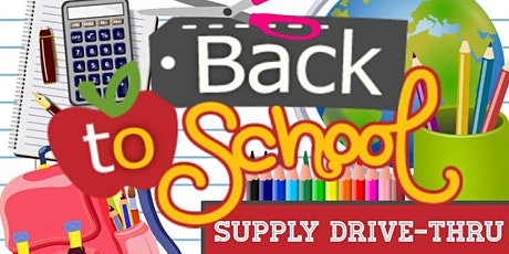 The Acres Homes Back 2 School Supply Drive Thru tickets