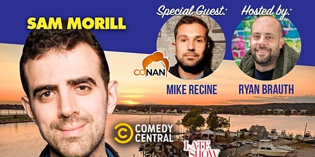 Sam Morril at Lenny's By The Bay tickets