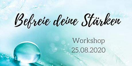 Befreie deine Stärken Workshop für doTERRiAner Tickets