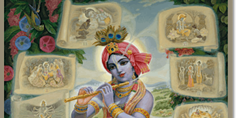 Bhagavatam Katha - Light in Times of Difficulties (22 - 23 Aug 5pm -7:30pm) tickets