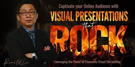Visual Presentations That Rock tickets