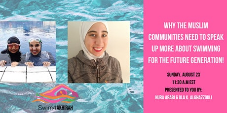 Why the Muslim communities need to speak up more about swimming tickets