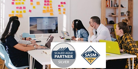 SAFe® Advanced Scrum Master - Aug 31-Can Eastern(SASM® 5.0 Certification) tickets