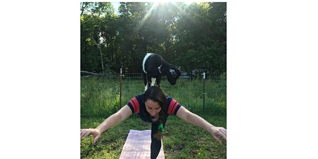 Goat's Gym - Sunrise Goat Yoga tickets