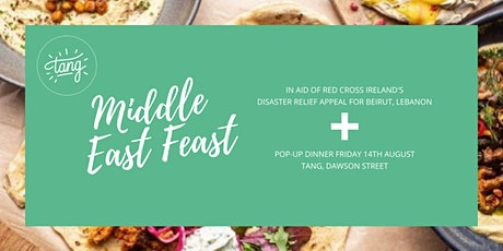 Middle-East Feast / Red Cross - Beirut Emergency Appeal tickets