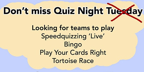 Quiz Night at The Crown tickets