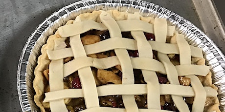 Annie's Signature Sweets  Virtual lattice pie  baking class tickets