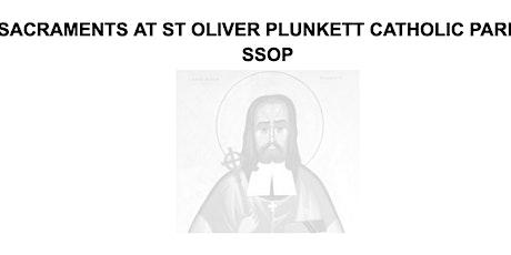 Sacraments at St Oliver's Harris Park Information Evening tickets