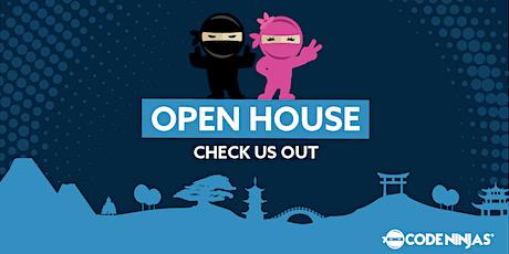 Code Ninjas Enfield Open House tickets
