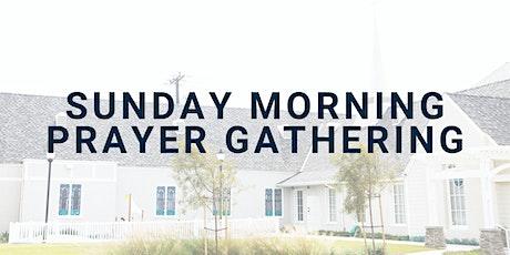 Sunday Morning Prayer Gathering tickets