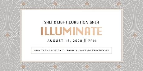 ILLUMINATE | Salt & Light Coalition Mini Gala tickets