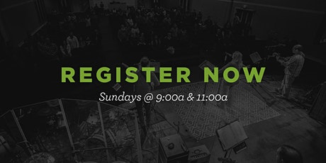 11:00 AM Worship Gathering | Sunday, August 16th tickets