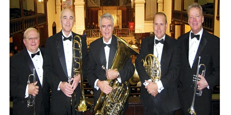 The Commonwealth Brass Quintet tickets