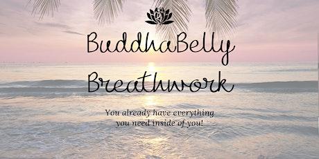 BuddhaBelly Breathwork Group Class tickets