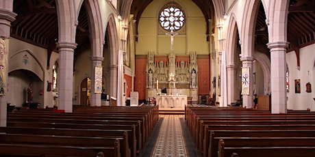 Saturday 11am Mass at St Edmund's (20th Week of the Year) tickets