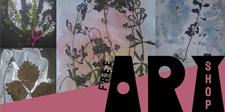 'Pressing Stories' - A workshop in pressed plant collage with  Anja Stenina tickets