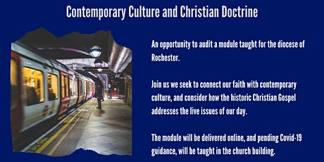 Contemporary Culture and Christian Doctrine tickets
