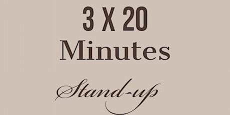 All Starz Comedy #3 billets