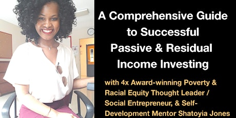 A Comprehensive Guide to Successful Passive & Residual Income Investing