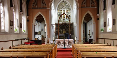 Saturday 6:15pm Mass at St Joseph's (20th Week of the Year) tickets