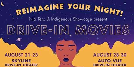 Indigenous Drive-In Movies: RUMBLE tickets
