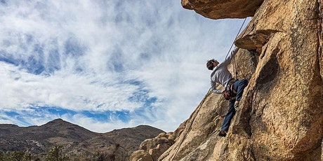 Intro to Outdoor Rock Climbing tickets