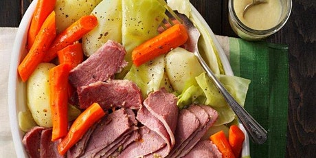 Corned Beef and  Cabbage Feed tickets