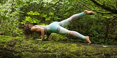 Yoga, Forest Walk, Sunset Dinner on Alki tickets