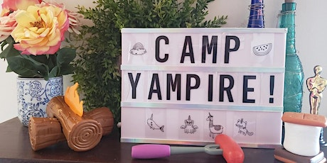 Camp Yampire: A Free, Whimsy-Filled, Online Summer Camp for Adults! tickets