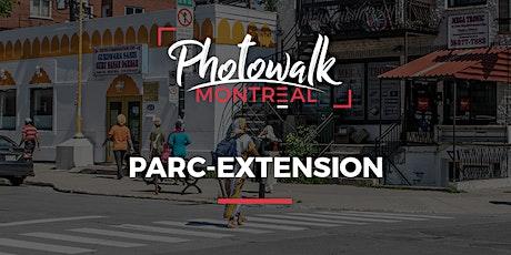 Photowalk Montréal | Parc Extension avec 16/42 Tours Guidés tickets