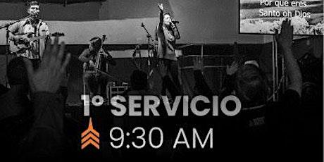 SAI de adoración 9:30am Harvest entradas