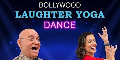 Bollywood Laughter Yoga Dance (Online Zoom) 6.30pm UK BST - Joyful Penguins tickets