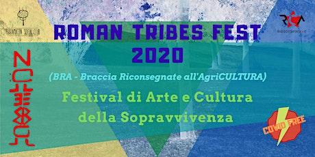 ROMAN TRIBES FEST biglietti