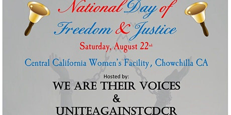 National Day of Freedom & Justice, CA tickets