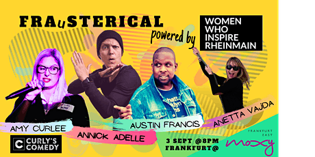 FRAuSTERICAL Women? Funny? tickets