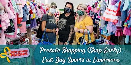 PRESALE SHOPPING (shop 10/15) | JBF Pleasanton | Fall 2020 tickets