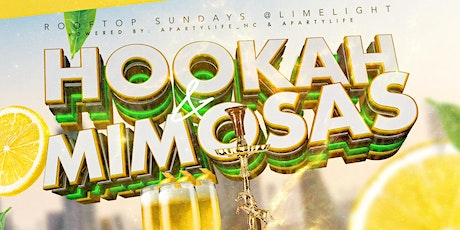 Copy of Rooftop Sundays Hookah & Mimosas tickets