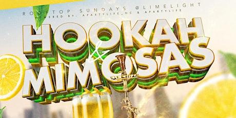 Copy of Rooftop Sundays Hookah & Mimosas tickets