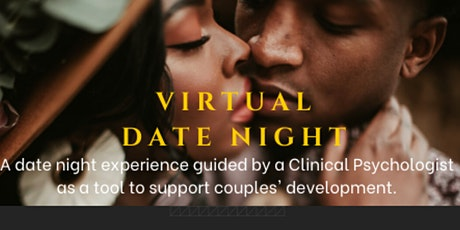 Marriage Up | Virtual Date Night (Maryland/Virginia) tickets