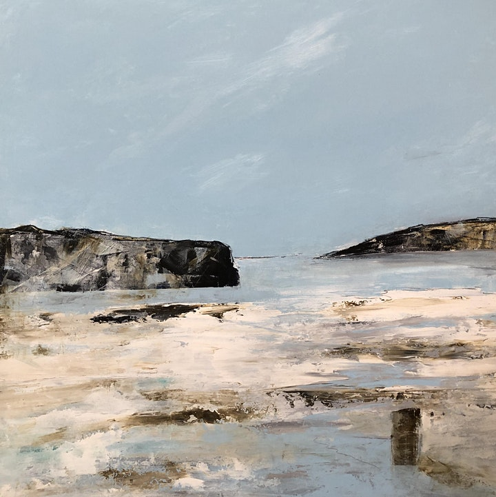 From Pigments to Paint - Summer Blues - Wallace Seymour Workshop image