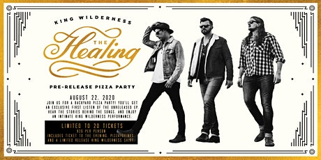 King Wilderness Pre-Release Pizza Party // RALEIGH, NC tickets