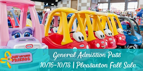 General Admission (10/16-10/18) | JBF Pleasanton | Fall  2020 tickets
